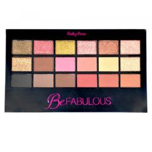 Paleta de Sombras Be Fabulous – Ruby Rose