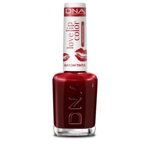 Batom Tinta DNA Italy Love Lip Color 10 ml Red