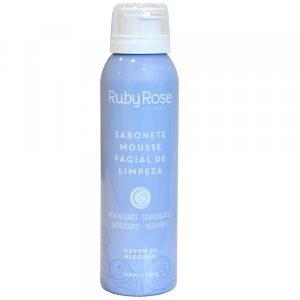 Sabonete Mousse Facial de Limpeza Nuvens de Algodão – Ruby Rose