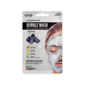Bubble Mask – Carvão
