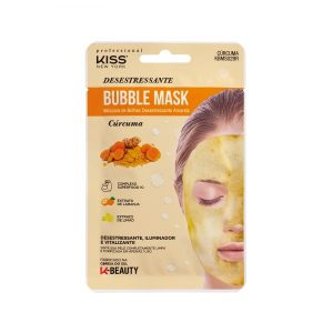 Bubble Mask – Cúrcuma