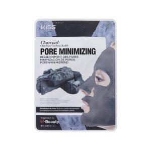 Máscara Facial de Bambu – Carvão