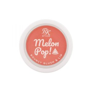 Melon Pop! Bouncy Blush & Lip Coral Pop Ruby Kisses